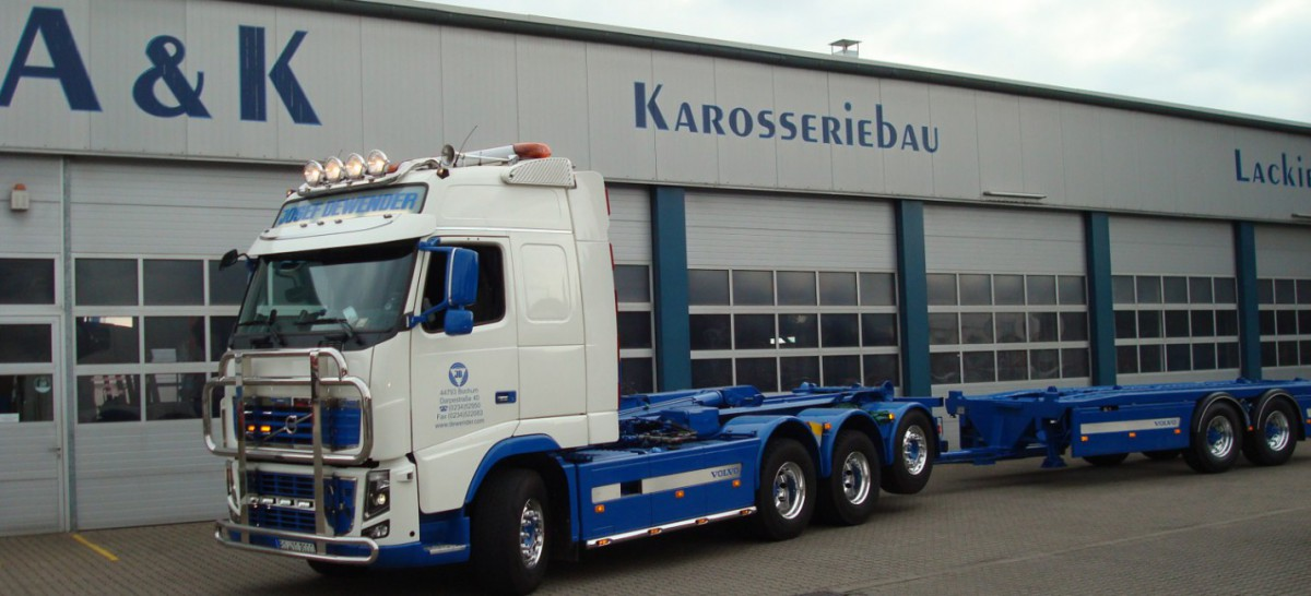 A&K Karosseriebau
